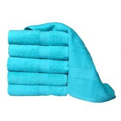 Froté ručník Aaryans 50x100 cm - Tyrkysový