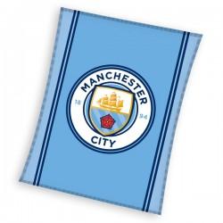Dětská fleecová deka 110x140 cm - Manchester City