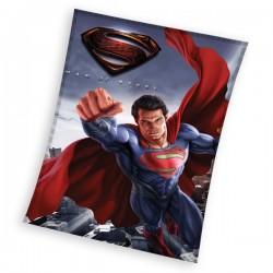 Dětská fleecová deka 110x140 cm - Superman