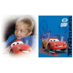 Dětská fleecová deka 120x150 cm - Cars 2