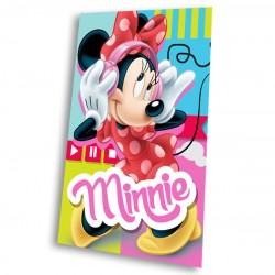 Dětská fleecová deka 100x150 cm - Minnie Music