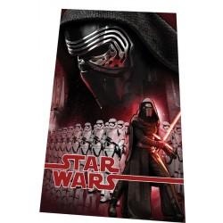 Dětská fleecová deka 100x150 cm - Star Wars Kylo Ren