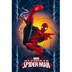 Dětská fleecová deka 100x150 cm - Spiderman