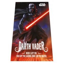 Dětská fleecová deka 100x150 cm - Star Wars Darth Vader