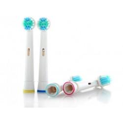 Zubní kartáčky na ORAL-B univerzální - 4 kusy