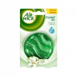 Crystal Air - Bílé květy frézie - 5,21 g - Air Wick
