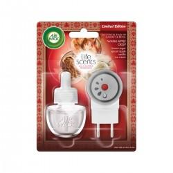 Air Wick elektrický osvežovač vzduchu, strojek & náplň - Jablečný koláč