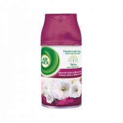 Náplň do osvěžovače vzduchu - Freshmatic - Jemný satén a měsíční lilie - 250 ml - Air Wick