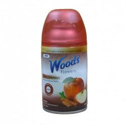 Woods Flowers, Náplň do osvěžovače vzduchu Air Wick - Jablko a skořice