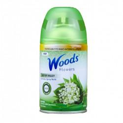 Flowers - náplň do osvěžovače vzduchu Air Wick - Konvalinka - Woods