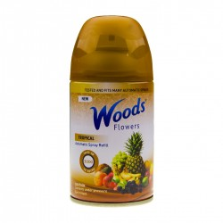 Flowers - náplň do osvěžovače vzduchu Air Wick - Tropické ovoce - Woods