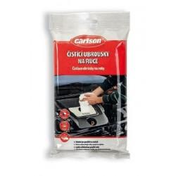 Carlson - Čistící ubrousky na ruce - 26 ks