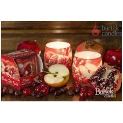 Vonná svíčka ve skle - Vůně zeleného ovoce, 100g