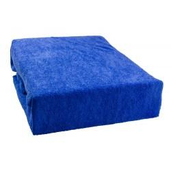 Froté prostěradlo - Modré - Aaryans