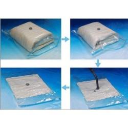 Vakuový pytel pro uskladnění sezónního prádla - 70x100 cm