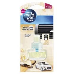 Náplň do osvěžovače vzduchu do auta - CAR3 - Moonlight Vanilla - 7 ml - Ambi Pur