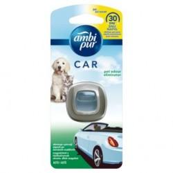 Osvěžovač vzduchu do auta - CAR - Pet odour eliminator - 2 ml - Ambi Pur