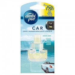 Ambi pur Car Complete 7ml - Ocean Mist náhradní náplň