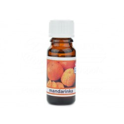 Vonná esence 10 ml - Mandarinka