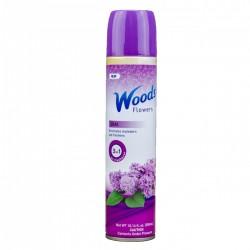 Woods Flowers Aerosolový sprej - Šeřík, 300ml