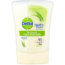 Náplň do bezdotykového dávkovače mýdla - Aloe vera - 250 ml - Dettol