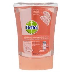 Náplň do bezdotykového dávkovače mýdla - Grapefruit - 250 ml - Dettol