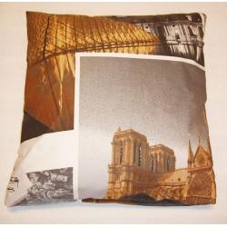 Povlak na polštářek 40 x 40 cm - Paris - SDS