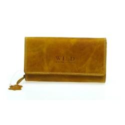 Dámská peněženka Wild Club Only - pískovec