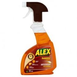 Alex - antistatický renovátor nábytku s vůní Aloe Vera, 375ml
