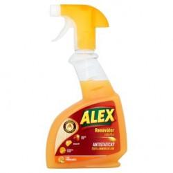 Alex - antistatický renovátor nábytku s vůní pomeranče, 375ml