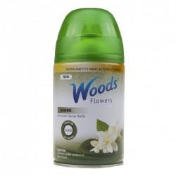 Flowers - náplň do osvěžovače vzuduchu Air Wick - Jasmín - Woods