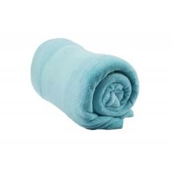 Deka z Mikrovlákna 200x220 cm - Modrozelená