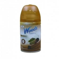 Flowers - náplň do osvěžovače vzuduchu Air Wick - Anti tabák - Woods