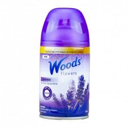 Flowers - náplň do osvěžovače vzduchu Air Wick - Levandule - Woods