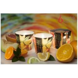 Vonná svíčka ve skle - TuttiFrutti pomeranč, 115g