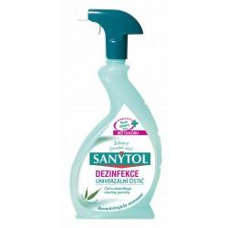 Sanytol - dezinfekční univerzální čistič ve spreji s vůní eukalyptu, 500ml
