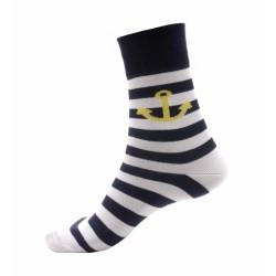 Unisex ponožky - Crazy kotva