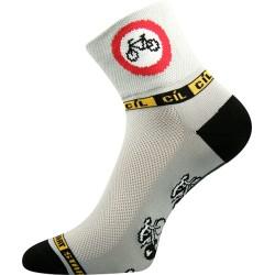 Unisex ponožky - Kolo