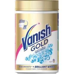 Vanish Gold Oxi Action - odstraňovač skvrn na bílé prádlo - prášek, 625g