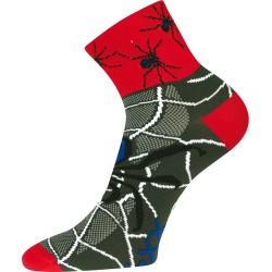 Unisex ponožky - Pavouk