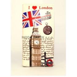 Dámská peněženka - Londýn