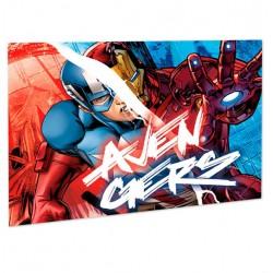 Dětský ručník 30x40cm - Avengers