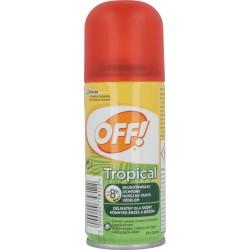 Off Tropical - spray, 100ml