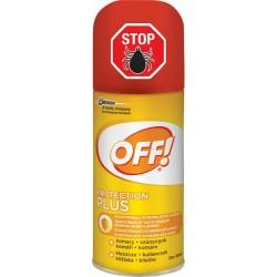 Off Protection Plus - rychleschnoucí repelentní spray, 100ml