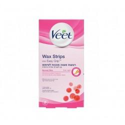 Voskové pásky pro normální pokožku EasyStrip™ - Veet