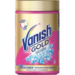 Vanish Gold Oxi Action - odstraňovač skvrn na barevné prádlo - prášek, 625g