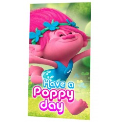 Osuška Micro - Trollové Poppy