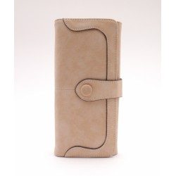 Dámská peněženka - světle hnědá