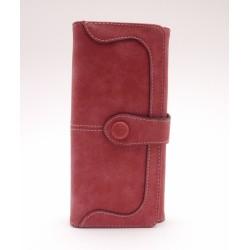 Dámská peněženka - vínová