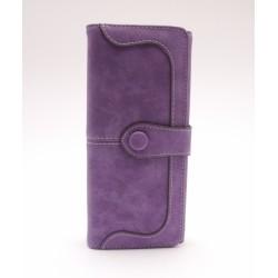 Dámská peněženka - fialová